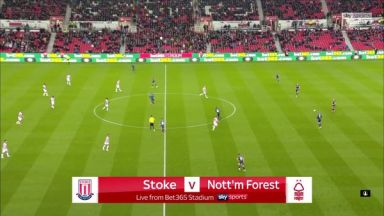 Full match: Stoke City vs Nottingham Forest