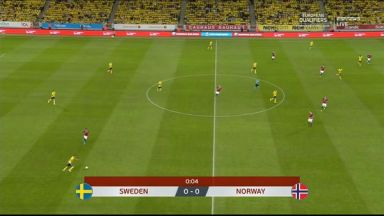 Full match: Sweden vs Norway