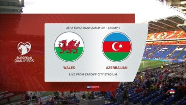 Full match: Wales vs Azerbaijan