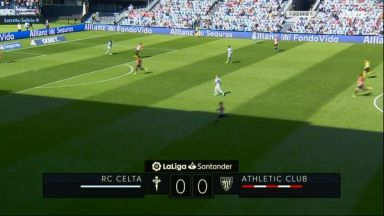 Full match: Celta de Vigo vs Athletic Bilbao