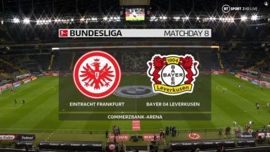 Full match: Eintracht Frankfurt vs Bayer Leverkusen