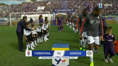 Full match: Fiorentina vs Udinese