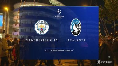 Full match: Manchester City vs Atalanta