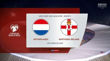 Full match: Netherlands vs Northern Ireland