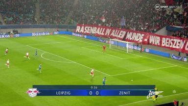 Full match: RB Leipzig vs Zenit
