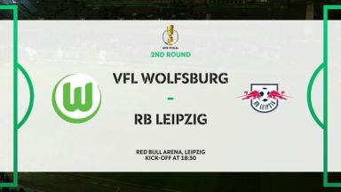 Full match: Wolfsburg vs RB Leipzig