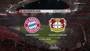 Full match: Bayern Munich vs Bayer Leverkusen