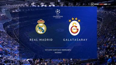 Full match: Real Madrid vs Galatasaray
