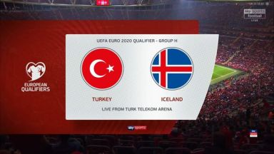 Full match: Turkey vs Iceland
