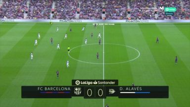 Full match: Barcelona vs Deportivo Alaves