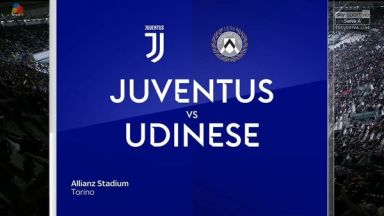 Full match: Juventus vs Udinese