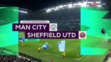 Full match: Manchester City vs Sheffield United