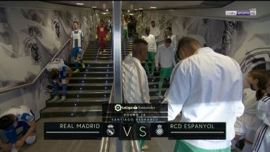 Full match: Real Madrid vs Espanyol