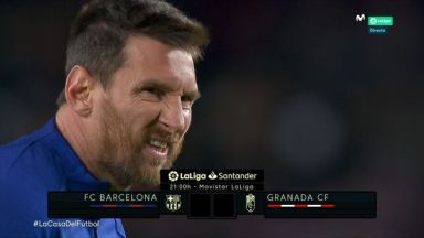 Full match: Barcelona vs Granada