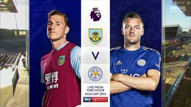 Full match: Burnley vs Leicester City
