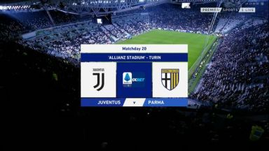 Full match: Juventus vs Parma
