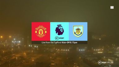 Full match: Manchester United vs Burnley