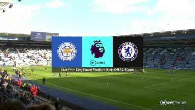 Full match: Leicester City vs Chelsea