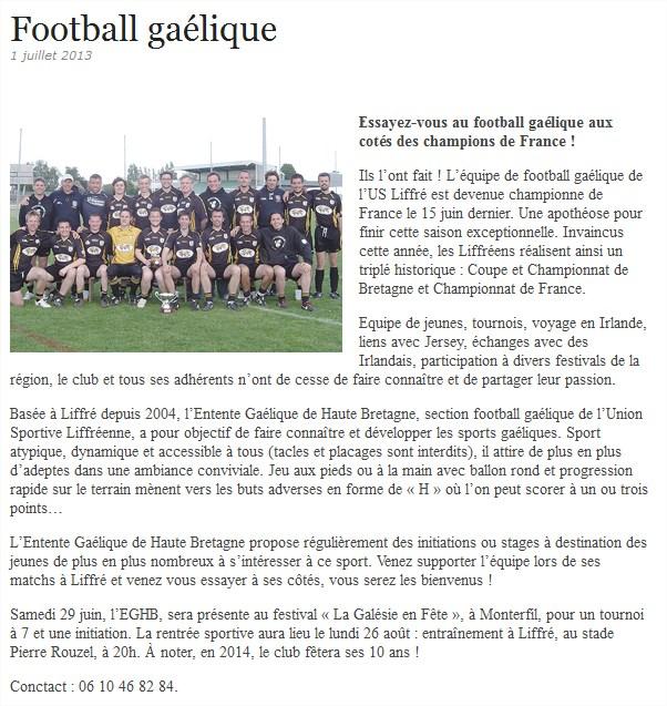 2013-07-01 Le petit rapporteur
