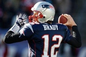 Tom Brady - AP Photo