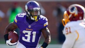Jerick McKinnon - ESPN Photo
