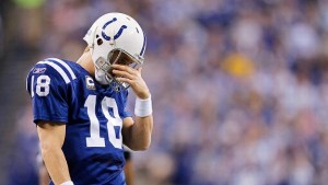 Peyton Manning Colts