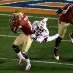 Karlos+Williams+Florida+State+v+Auburn - NFL Draft