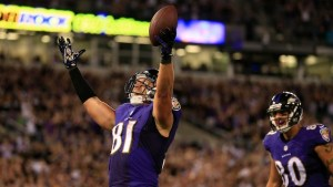 Owen Daniels - Getty Images