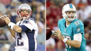A division rival showdown can make or break the Dolphins' playoffs hopes. (ESPN Photo) Miami Dolphins