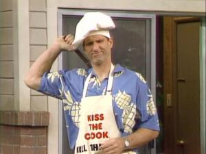 You and Al Bundy have something in common.  OK, maybe more than one thing in common...