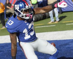 Odell Beckham Jr. - NJ Advance Media