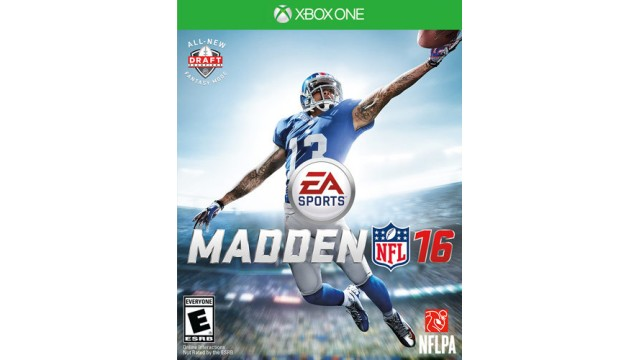 Madden 16 Cover