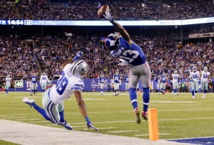 OBJ One Handed Catch