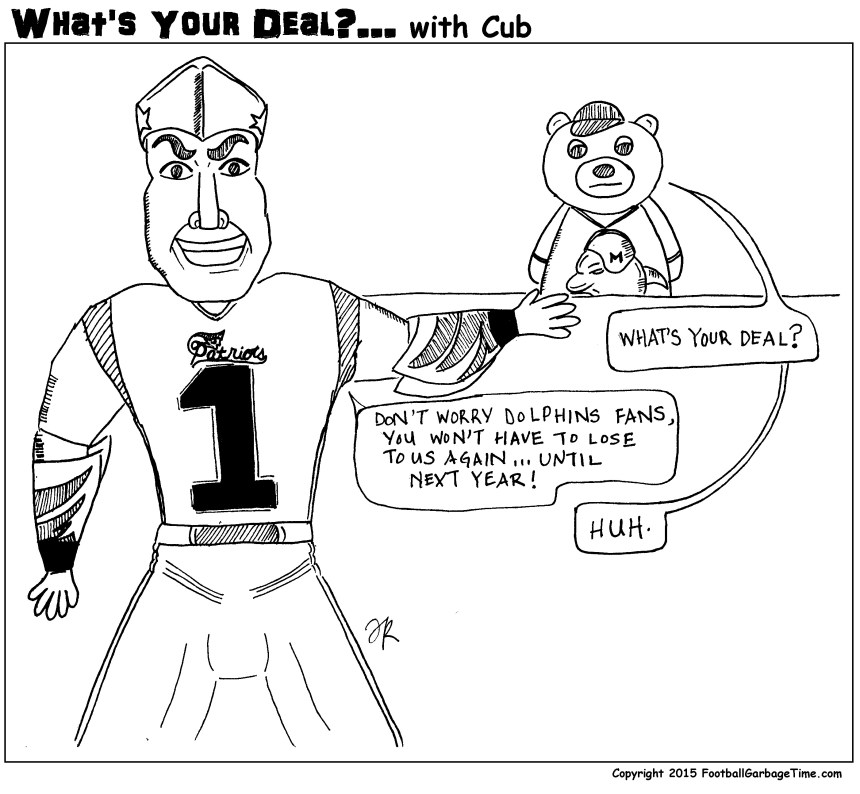 What's Your Deal - New England Patriots
