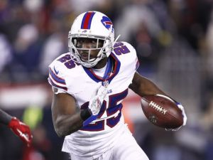 LeSean McCoy - USA Today Sports Photo