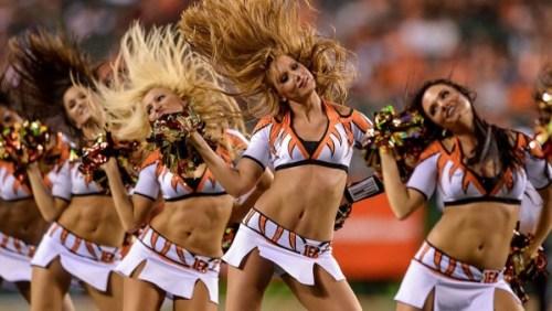 Cleveland Browns Cheerleaders