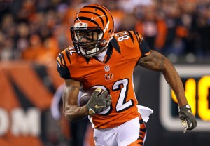 Marvin Jones - USA Today Sports Photo NFL Free Agency