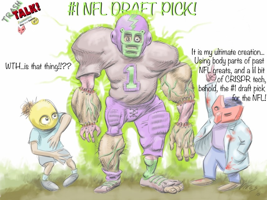 Trash Talk - Draft