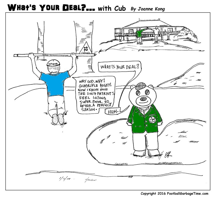 What's Your Deal - The Masters - Medium