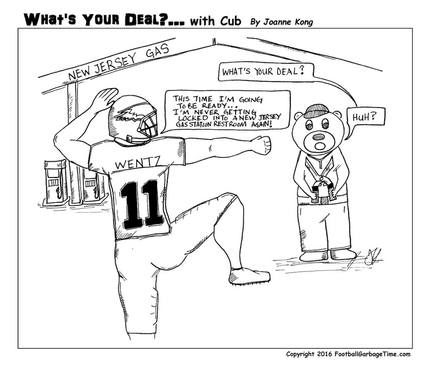 Whats Your Deal - Carson Wentz - Medium