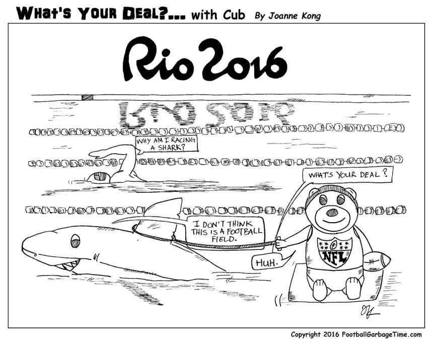 Whats Your Deal - Rio 2016 - Medium