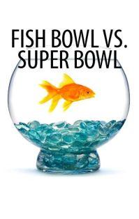 Fish Bowl vs Super Bowl