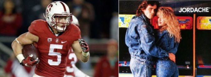 Who Has Nicer Genes - Christian McCaffrey or Jordache?