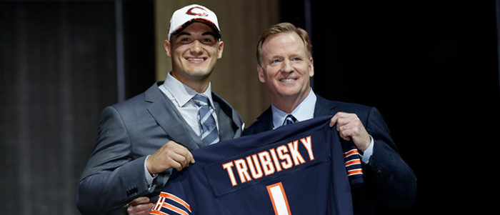Jedi Knight or Sith Lord: Is Mitchell Trubisky Good for the Chicago Bears?