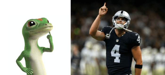 Does Geico STILL Sell Carr Insurance?: Breaking Down Derek Carr Again