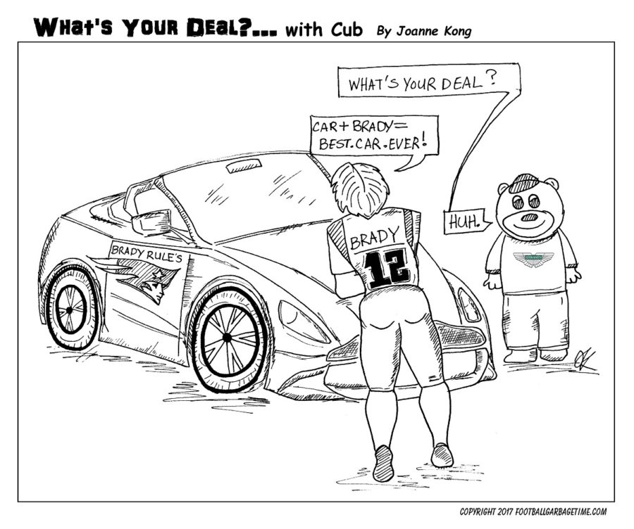 What's Your Deal?   with Cub - BradyMobile Edition