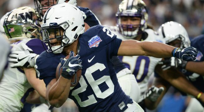 Winter Is Leaving: Is Saquon Barkley the Best Player in the NFL Draft?