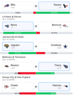 Week 6 NFL Picks 2018 - Wally 3