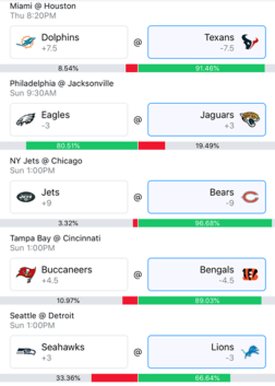 Week 8 NFL Picks 2018 - Wally 1