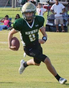 Bryce Norton Viera Hawks -QB/Athlete